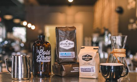 Lucky Goat Coffee Co.