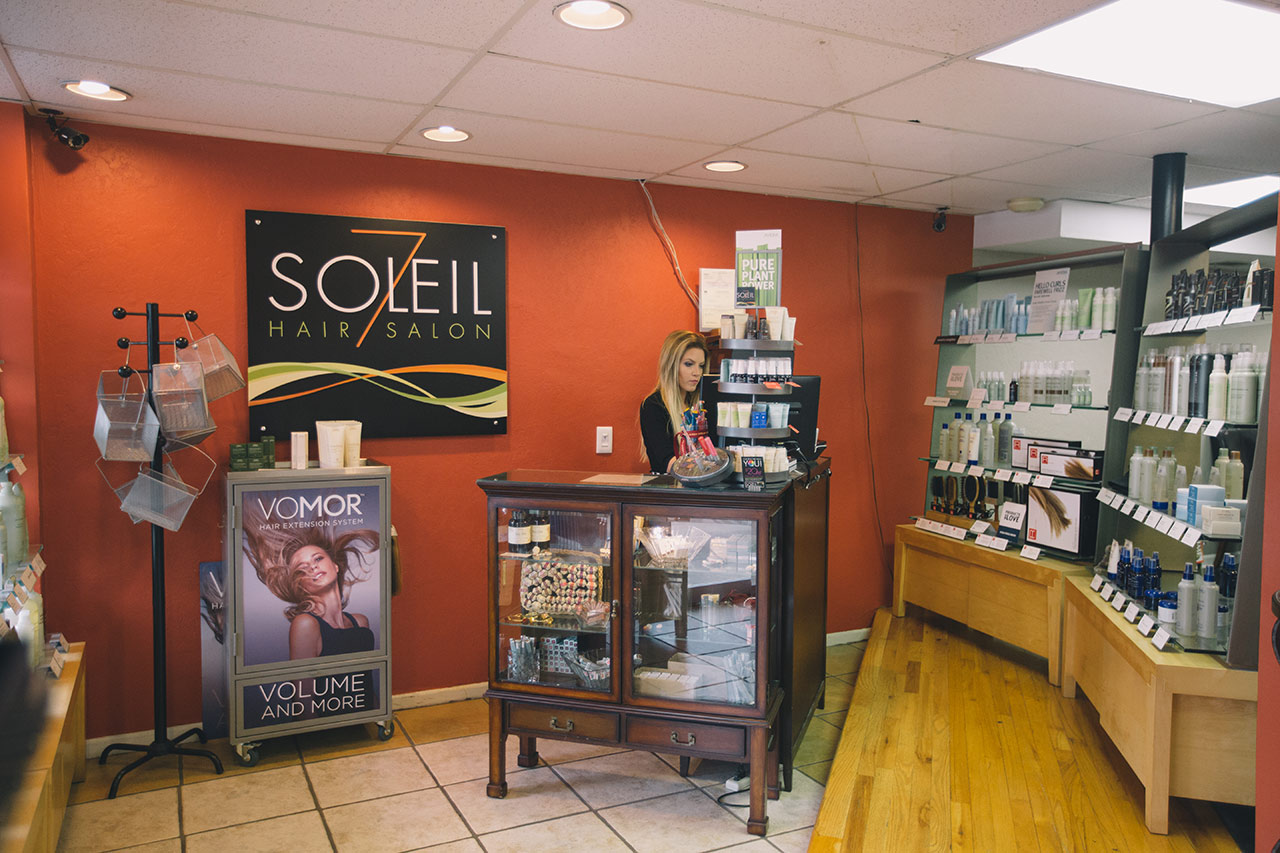 Soleil 7 hair salon sociallyloved loveblog for Absolutely fabulous beauty salon