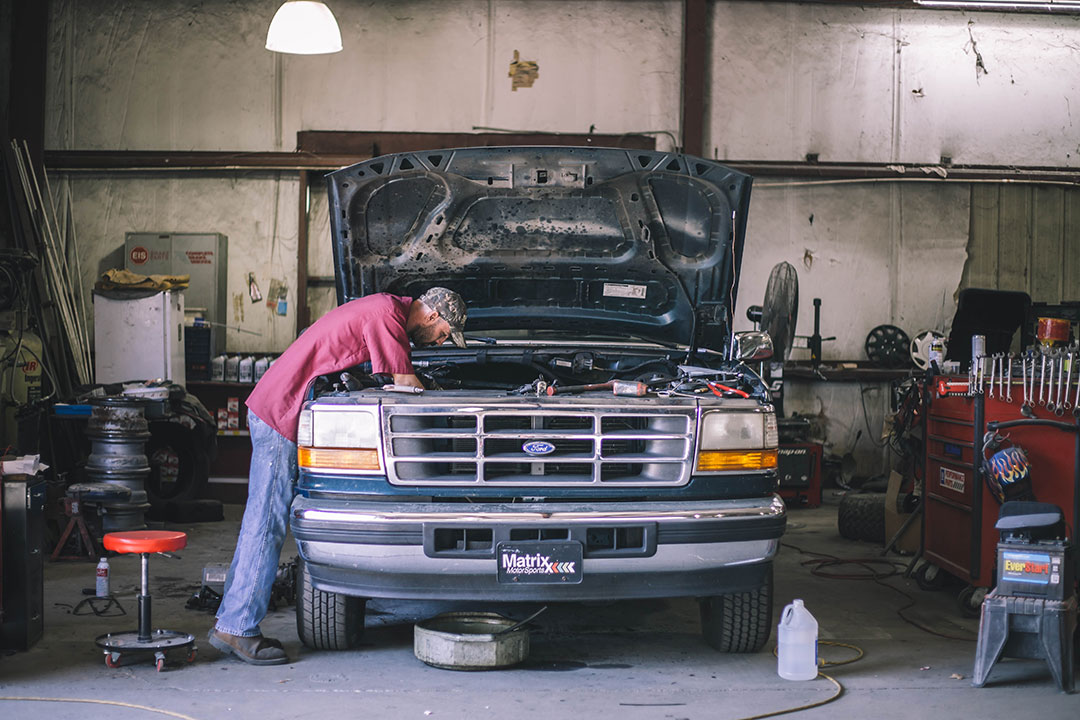 Pictures of Auto Repair Shop Tallahassee Fl
