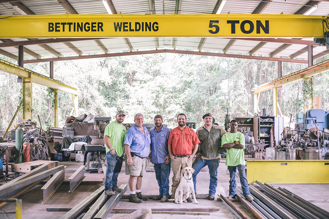 Bettinger Welding
