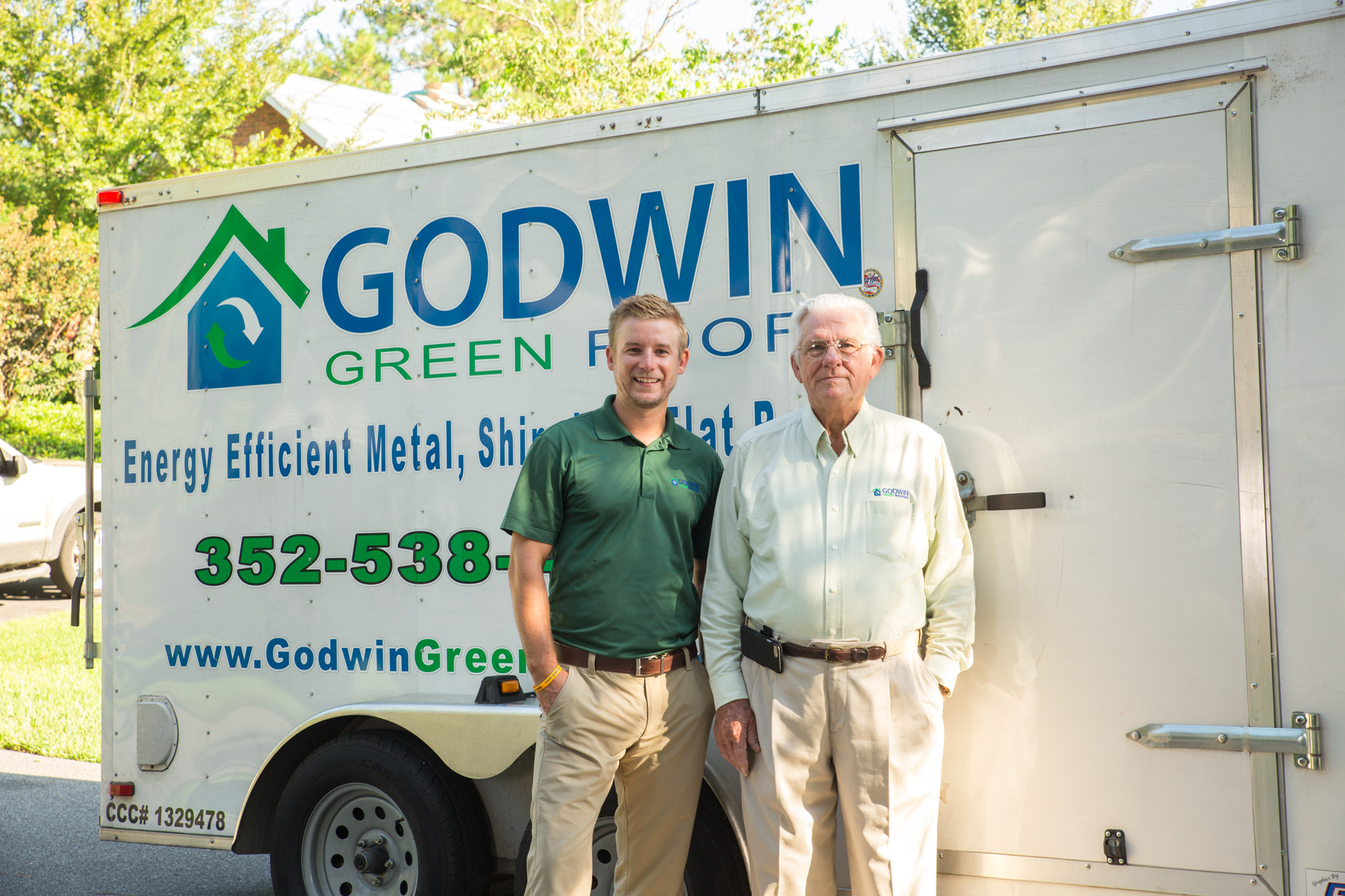 Godwin Green Roofing Sociallyloved Loveblog